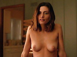 Phoebe Tonkin Nude Tits from 'The Affair' - ScandalPlanetCom