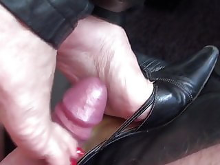 Footjob & shoejob compilation