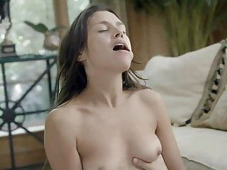 Hannah Ware Rides A Guy In Boss ScandalPlanet.Com