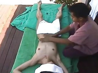 Thai massage girl