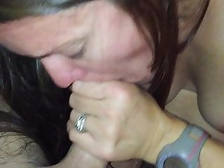 Blowjob with Ass Fingered