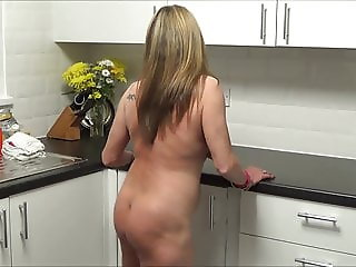Full Back Knicker's  Naked Kitchen Dance