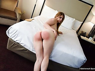 She Needed a Hard Strapping - (Spanking)