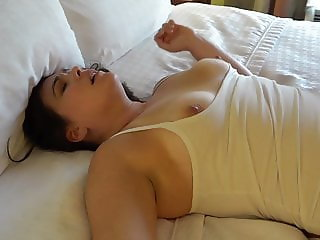 Wife Fucks Husband's Friend and Gets Two Loads