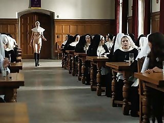 Marshall Chapman Nude Nun Scene On ScandalPlanetCom
