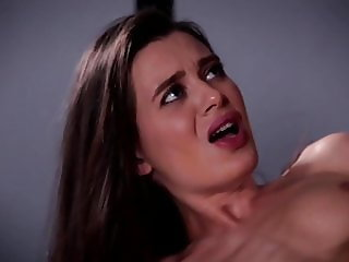 Hot Flexible Lana Rhoades Fucked Hard and Facialized!