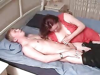 Name of Russian Redhead Czech Mature Mom Son Milf ?