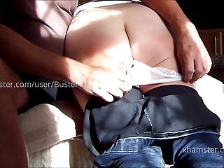 Submissive Wife Spanked for Disobedience