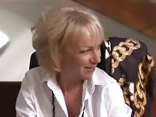 SB3 Horny British Milf Loves A Stiff Young Cock !