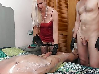 CBT on wrapped up slave