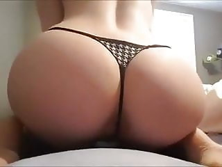 Farts on a lucky thong