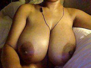 Perfect ebony tits