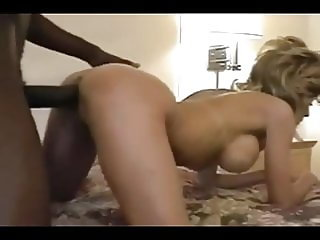 cuckold husband films hotwife bbc interracial creampie milf