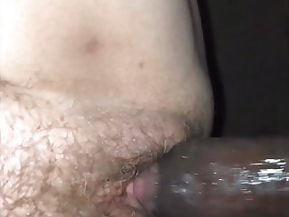 Making her milf pussy wet and creamy