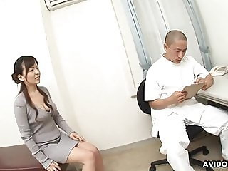 Slender Japanese babe got oiled up and finger fucked hard