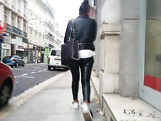 teen in leather pants part 2