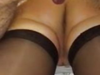 Cuckold evening with amazing Hotwife