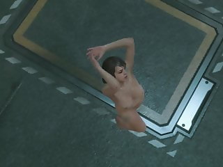 Quiet Dances Naked With Big Boss MGSV