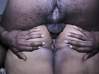 ASS FUCKED ANAL QUEEN BUSTED LOAD ON HER ASS