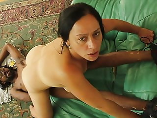 PAWG MILF RIDES YOUNG BBC