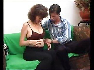 hairy mom having sex with neighbor's son