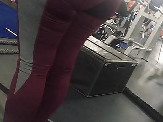 Thick Spanish booty training