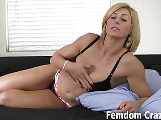 Jerk your big cock for me you naughty boy JOI