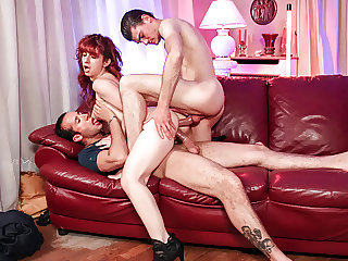 LETSDOEIT - Hot French Hoe Loves being Dped by big cocks
