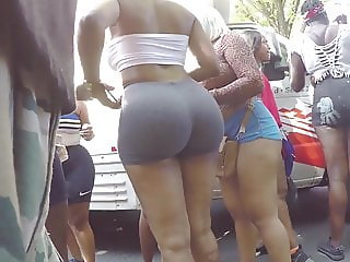 West Indian Parade Booty