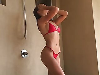 Funny sexy shower