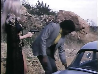 Dobie Gray Strips Robyn Hilton's Top off in Mean Mother 1974