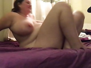 finally getting to cum in her ass