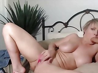 Hot MILF Dee With Big Natural Tits Show by Dracarys69