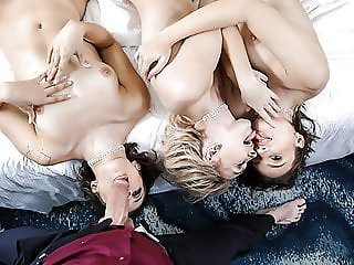 BFFS - Glamorous New Years Eve Orgy Party