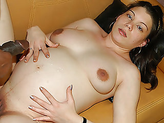 her first preggo big black cock sex lesson