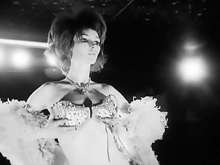 Stripping in the 60's - vintage British striptease cabaret