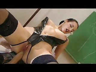 Michelle Wild fuck and facial compilation