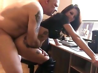 dad Gets Caught by Step daughter by Jerking Off