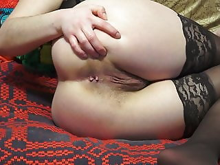 close-up Hairy pussy  mature
