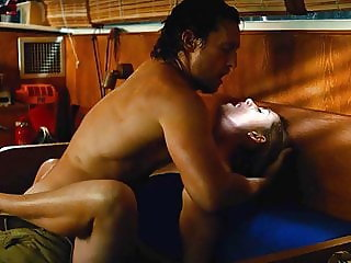 Anne Hathaway Sex Scene from 'Serenity' On ScandalPlanet.Com