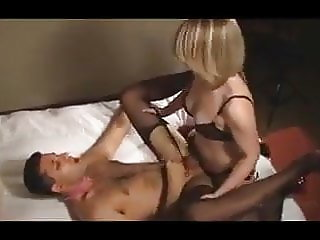 Pegged by wife