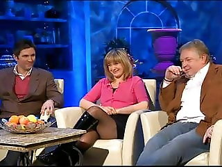 Penny Smith Short Skirt And Boots