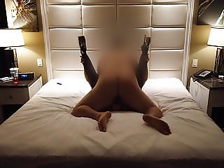 Wife Moaning Loud at Hotel