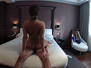 Real Hotwife alessandra sansone fucked a friend from his hub