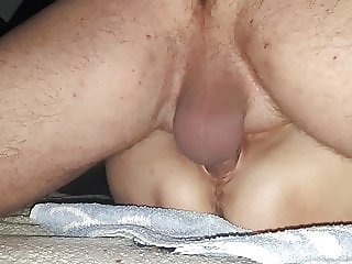 German Hooker Creampied 10