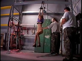 Electro Torture 2 with Spanking,