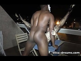 Hotwife Gets fucked by a Black guy in Cap d'Agde