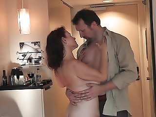 My Hotwife with her bull, Hubby Cuckold was filming Part1