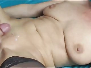 Stunning MILF Seduces Young Stud and Teaches Him How To Fuck