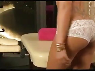 Massage Given With Lady Loving
